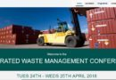 "The Nuclear Institute – ""INTEGRATED WASTE MANAGEMENT CONFERENCE"" (24-25 April 2018)"