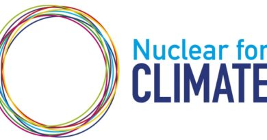 "Il nuovo position paper della campagna 'Nuclear4Climate': ""Nuclear energy is a key part of the solution to climate change"""